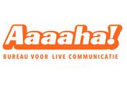 Aaaaha! Bureau voor live communicatie