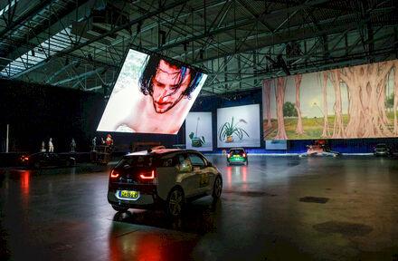 Boijmans Ahoy drive-thru museum nu open - Foto 1