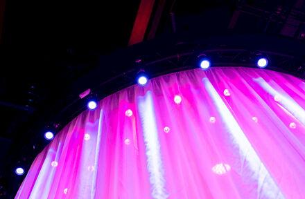 gRAnDioze lichtshow -  'Het Rad' - Foto 1