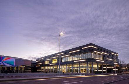Rotterdam Ahoy uitgebreid met internationaal congrescentrum en muziek-/theaterzaal - Foto 1