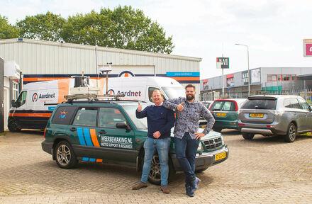 Meteo4events & Aardnet slaan handen ineen! - Foto 1