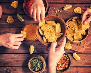 23 Nacho Bar Ideen, um Ihre Event-Gäste zu begeistern