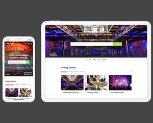 Ein neues Jahr, eine neue Homepage und neue Suchoptionen