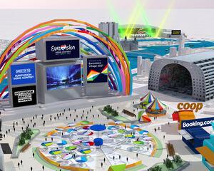 Eurovision Village wird digital