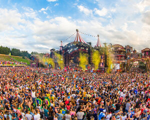 Tomorrowland selbst zieht den Stecker vom Festival