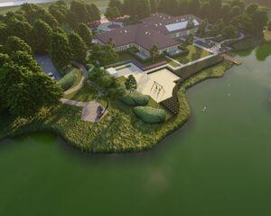 Das Jeroen Pit House wird mit Unterstützung der ISE-Community gebaut