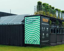 Ungesehen: Festival läuft komplett mit Ökostrom