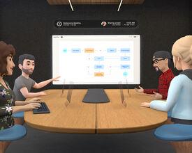 Facebooks neue Wette auf Virtual Reality: Konferenzräume